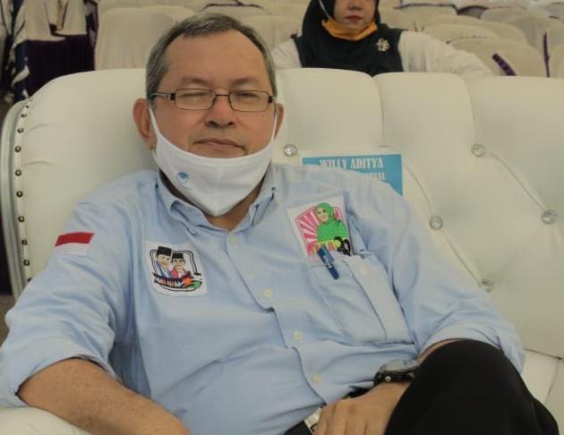 Wakil Ketua III DPRD Provinsi Kepulauan Riau, Dr Tengku Afrizal Dahlan